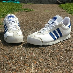 Le adidas samoa scarpe Uomo sz 85 poshmark